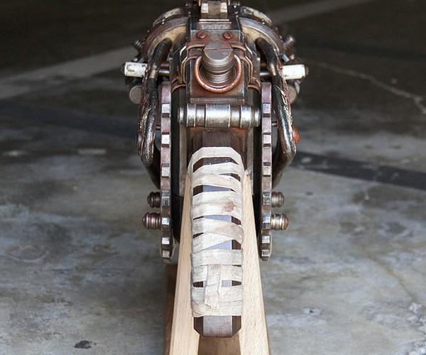 gears of war 3 digger launcher replica 8