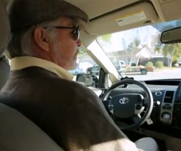 Blind Man Gets a Ride in Google's Self-Driving Car