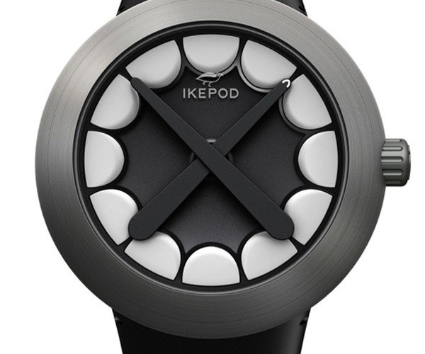 KAWS Ikepod Horizon Watch: Beautifully Out of My Budget