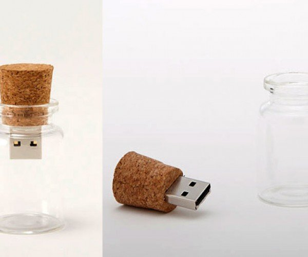 Hum Blank USB Drive: Air Included