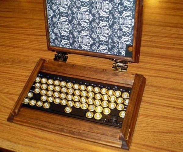 iCog Hades Keyboard for iPad Takes Your Typing to a Different Century