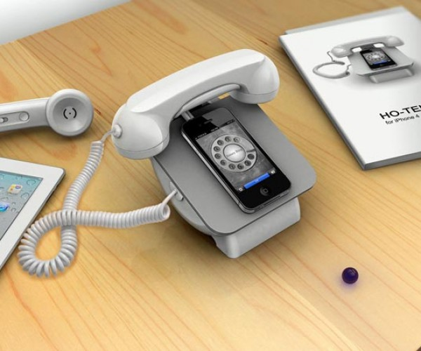 iRetroPhone Takes Your iPhone Back in Time