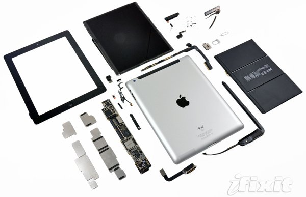 ifixit new ipad 3 teardown