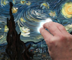 Starry Night Interactive App Hits iPad