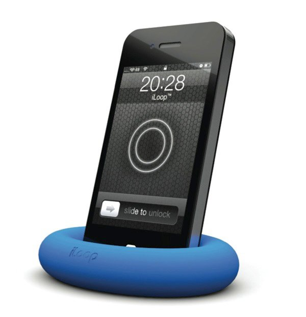 iphone iloop stand silicone