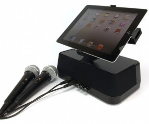 Karaoke Anywhere for the iPad 2: The Most Dangerous Apple Accessory Ever Made