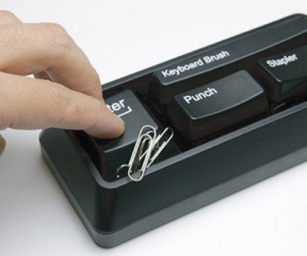 Keyboard Stationery Set Might Confuse Touch Typists