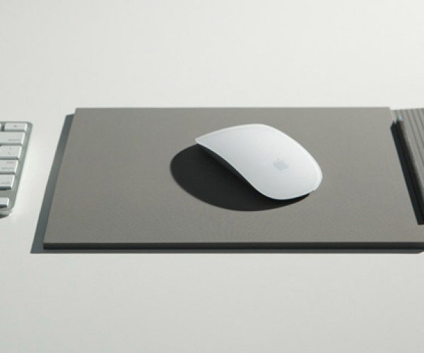 A4 Mousepad: Minimal Yet Useful Even for Optical Mice