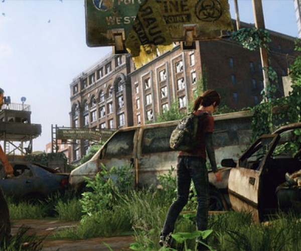 The Last of Us Screenshots Look Killer!