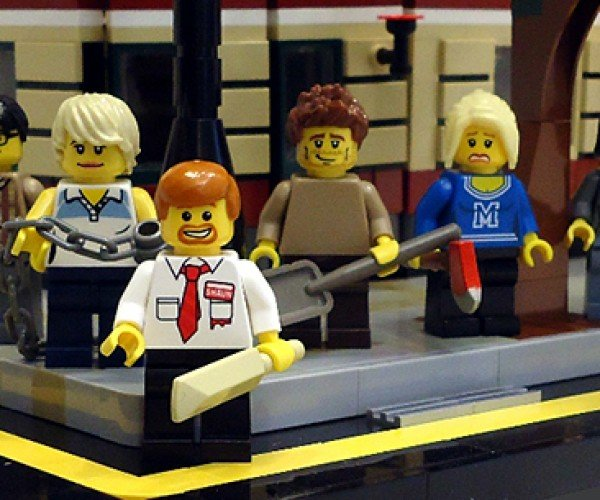 lego shaun of the dead concept set 2