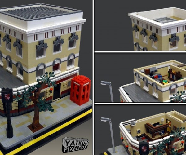 lego shaun of the dead concept set 6