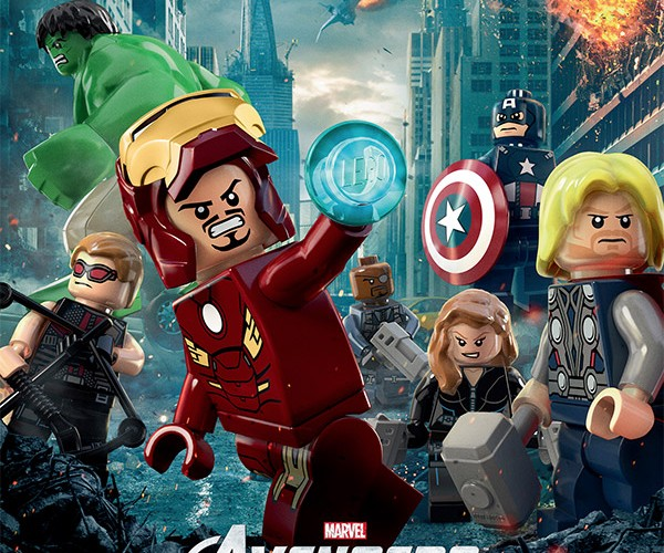 LEGO to Give Away 2 Million Minifig Avengers Posters