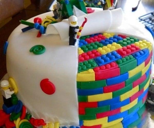 LEGO Cake: Eat It Brick by Brick