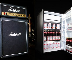 World's Coolest Marshall Amp is a Fridge!