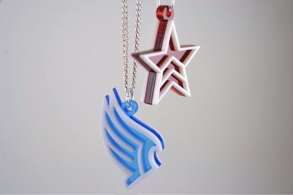 mass effect necklaces 1