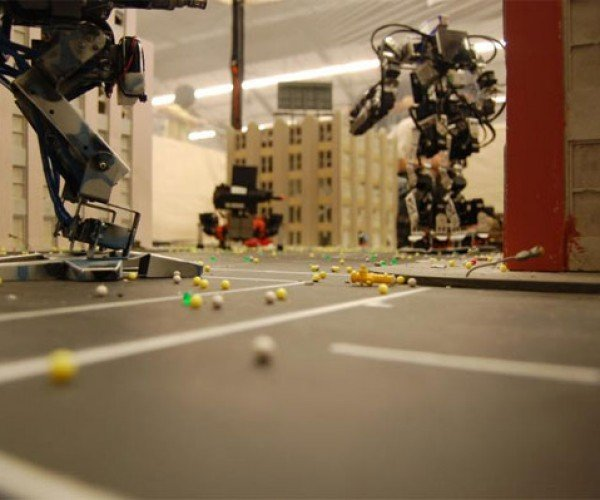 Mech Warfare Launches Kickstarter Project to Build a New Robot Arena