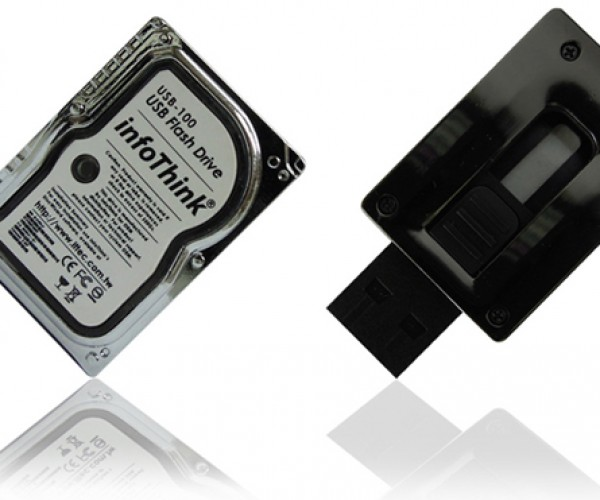 mini hard disk flash drive 3