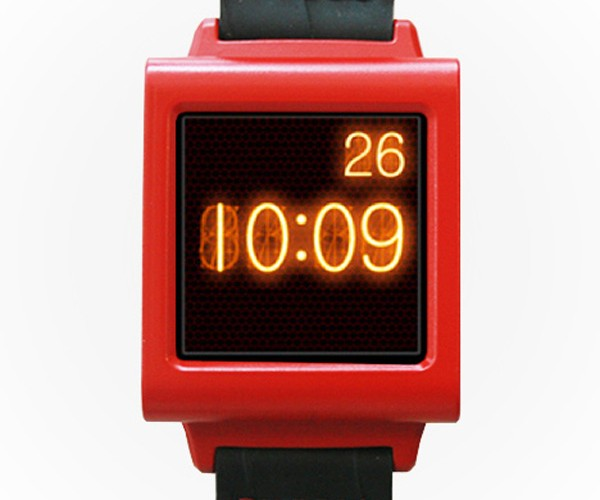 N-Product Deckster iPod nano Watch Strap Comes with an Eject Button