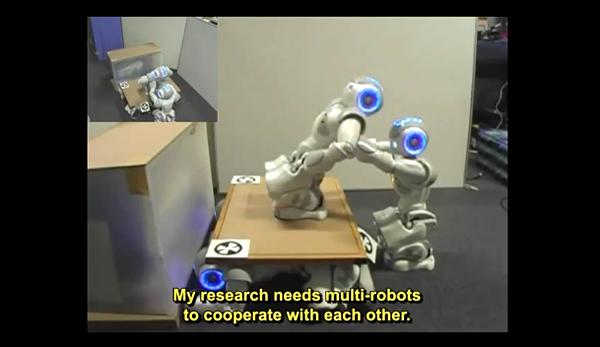 nao robot jsk lab university of tokyo