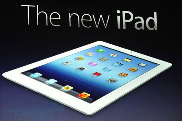 new ipad 3 1