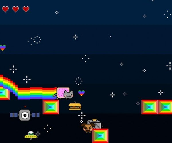 Nyan Cat Adventures: From YouTube to iOS and Xbox 360