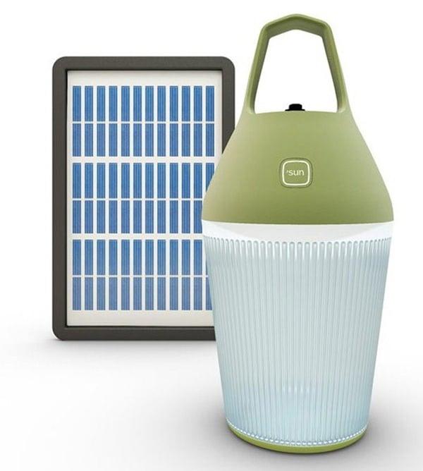 osun nomad lamp panel