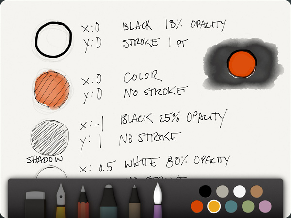 paper app ipad fiftythree