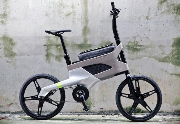peugeot dl 122 commuter urban bike computer