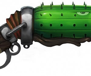 plants vs zombies guns by fellipe martins 3