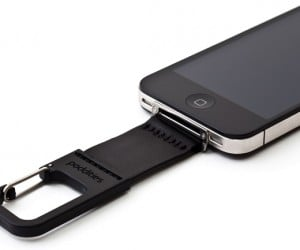 iPhone Carabiner Clip Lets You Hang Your Phone Anywhere