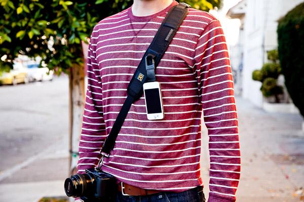 iphone poddities carabiner clip