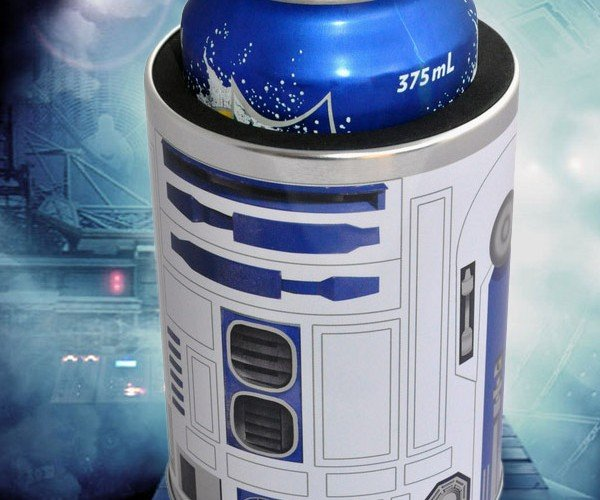 R2-D2 Can Cooler Keeps Your Drink2-Cool2