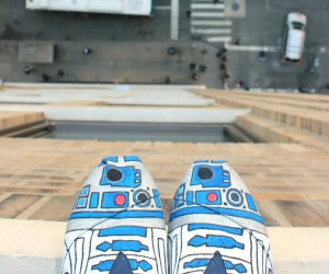 R2-DShoes: The Slippers You're Looking for
