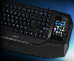 Roccat Power Grid Turns Smartphones Into Gaming PC Sidekick: Razer Blade Who?