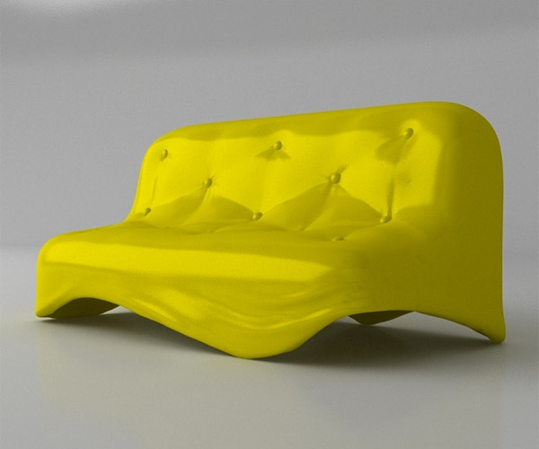 Softa Combines the Durability of Outdoor Benches and Look of Indoor Sofas