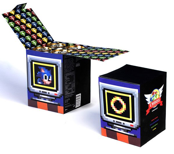sonic chaos emerald energy drink 3