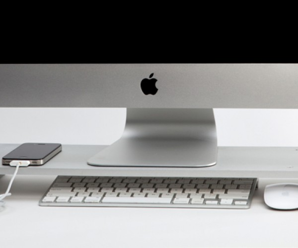 The Space Bar Desk Organizer: Matches Your Mac