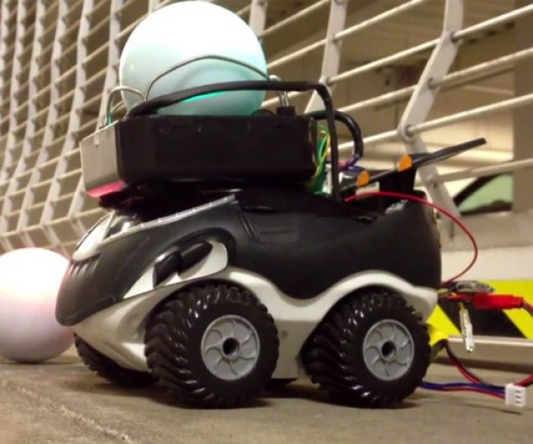Sphero Gets a Ride of Its Own