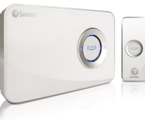 Swann MP3 DJ Doorbell Paves the Way for Doorbell Tones