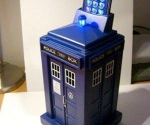 TARDIS Smart Safe Up for U.S. Pre-Order Now