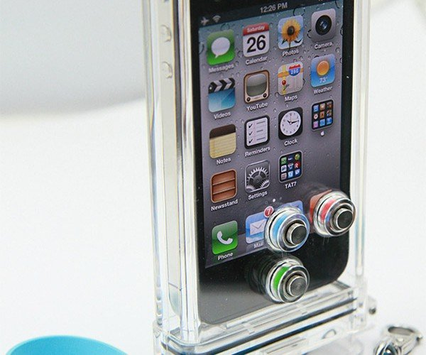 TAT7 Waterproof Case: Take Your iPhone Swimming, Surfing, or Skiing