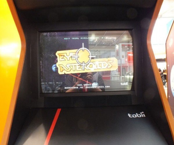 Tobii Shows Off IS-2 Eye Tracker Module: Are Eyeball-Controlled Games the Next Big Thing?