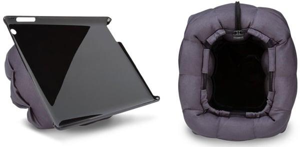x-doria campfire camping case bag stand ipad