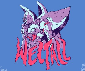 xenogears weltall t shirt by zac gorman 2 300x250
