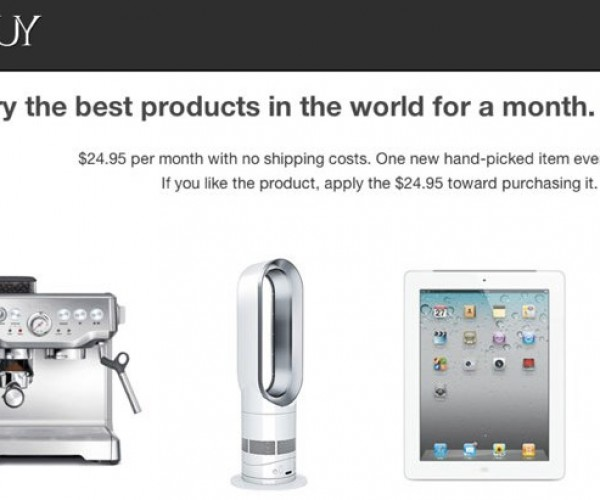 Ybuy Lets You Try the New iPad Before You Buy for up to a Month