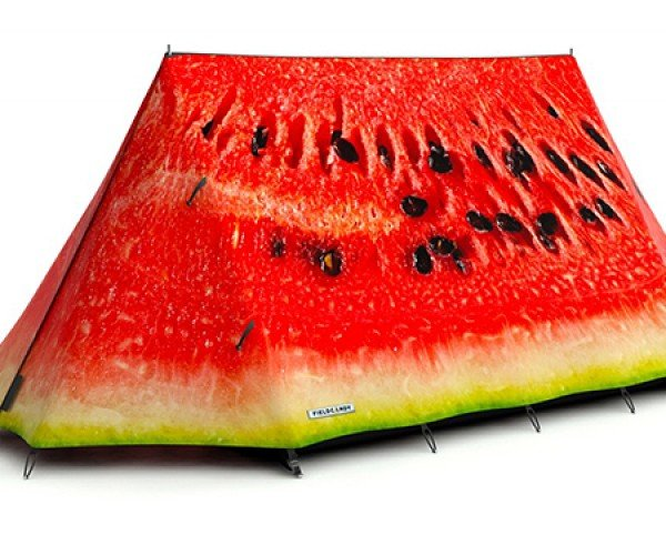 FieldCandy Tents Bring Fun to the Wilderness