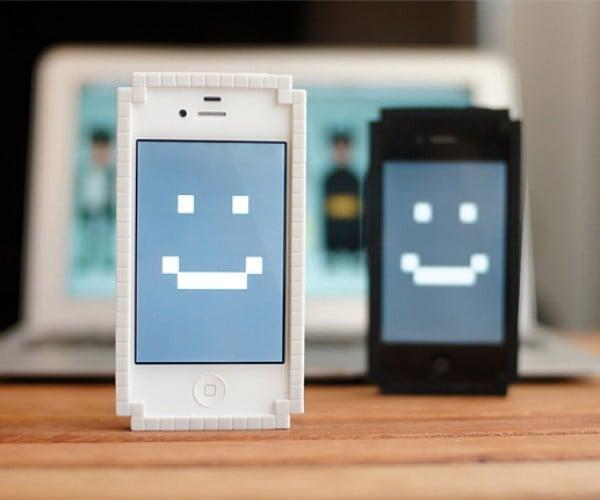 8-Bit iPhone Bumper Case: The Biggest Pixels Around