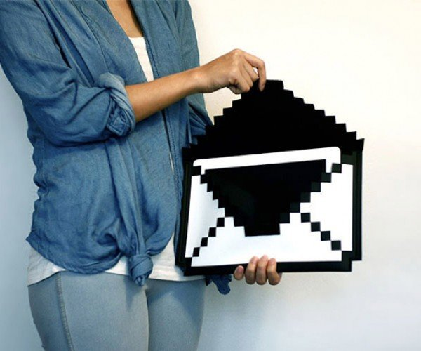 8-bit sleeve for ipad and macbook air by big big pixel 2