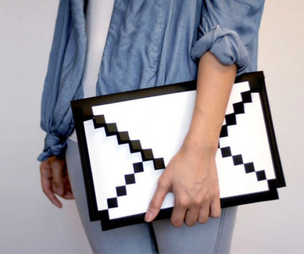 8-bit sleeve for ipad and macbook air by big big pixel 3