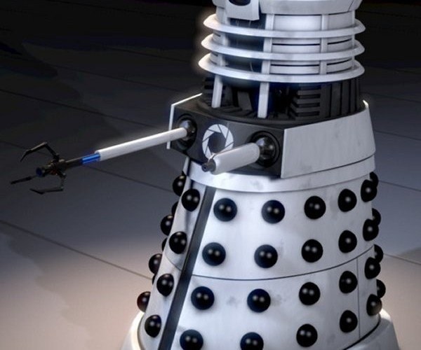 Aperture Science Dalek Exterminates All Test Subjects